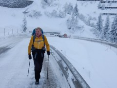 Hoch zum Arlberg