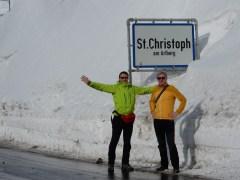 In St. Christoph am Arlberg