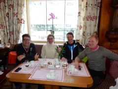 Mit Hanna und Peter im Arlberg Hospiz