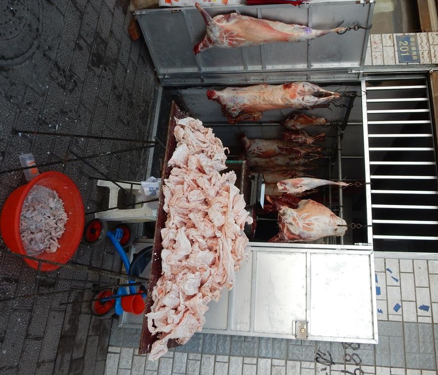 tongren-markt-fleisch-und-fett