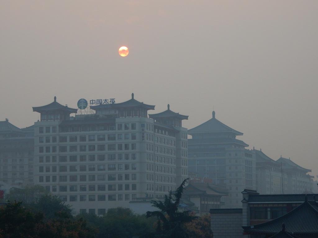 xian-sonnenuntergang