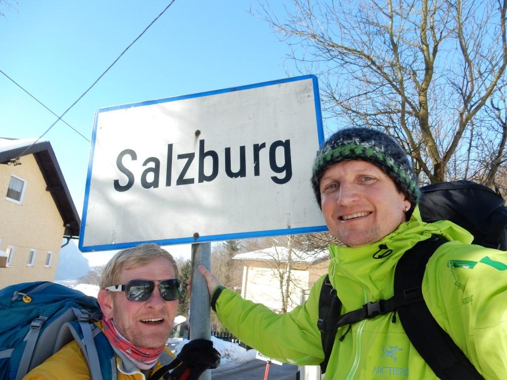 Angekommen in Salzburg - Kopie
