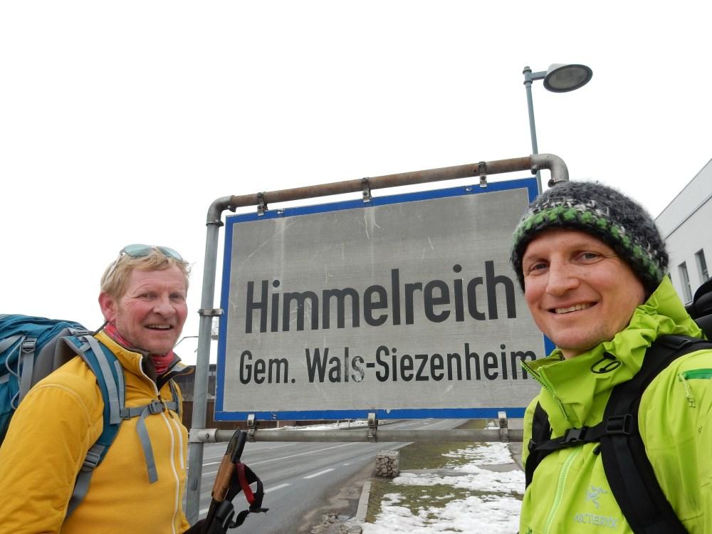Im Himmelreich