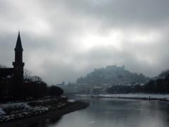 Salzburg am Morgen