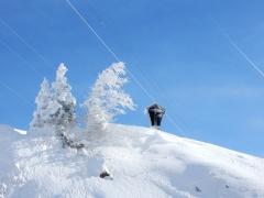 Auf dem Arlberg 1