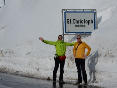 In St. Christoph am Arlberg
