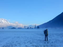 Morgenstimmung im Tirol