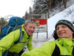 an der Grenze zu Salzburg