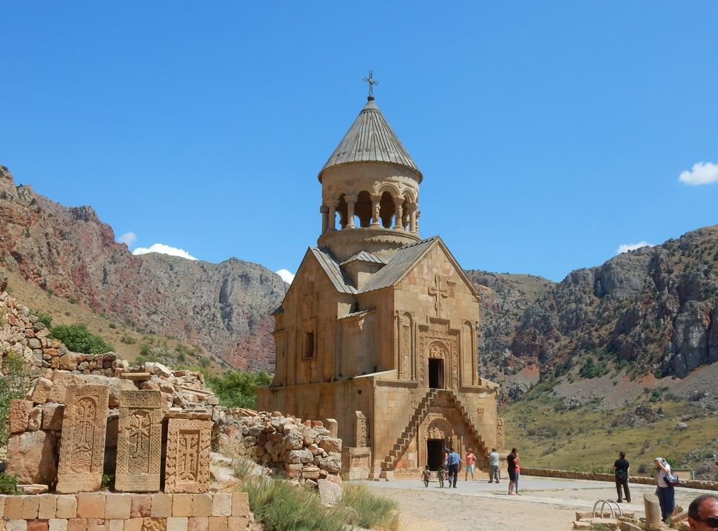 Kloster Noravank 1