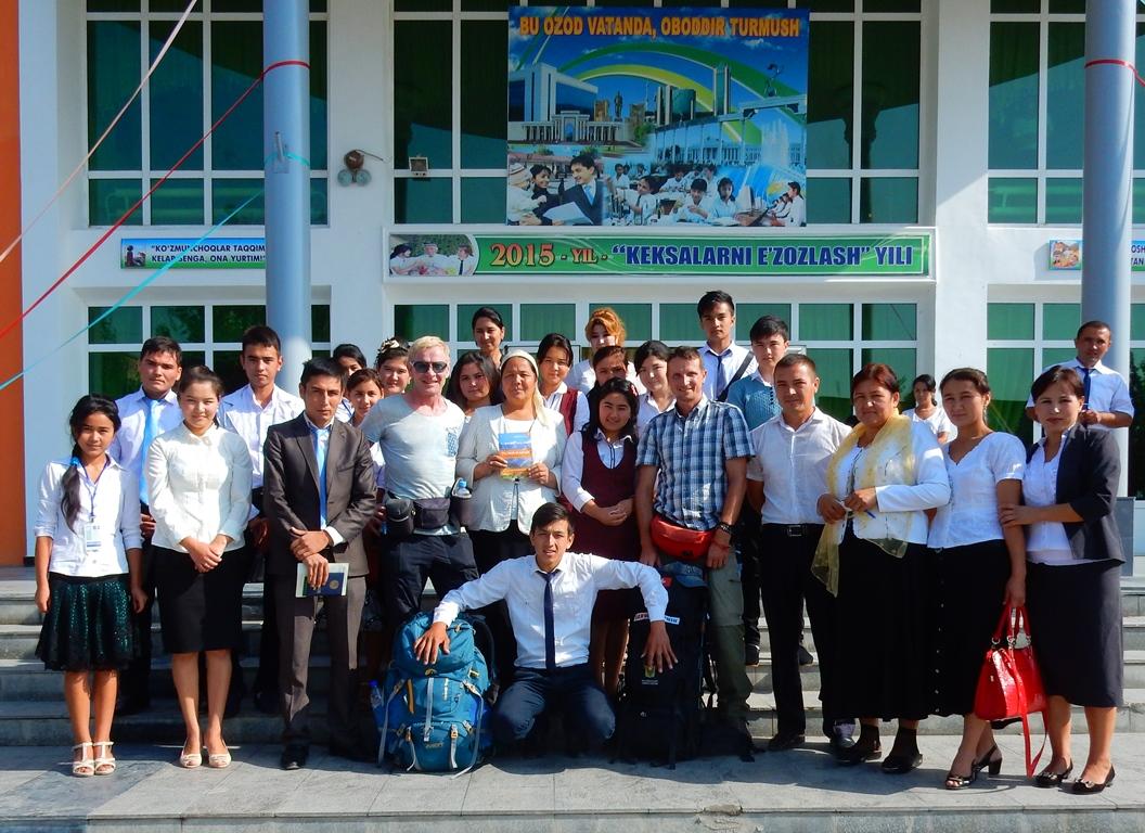In der Schule in Bagdad 1