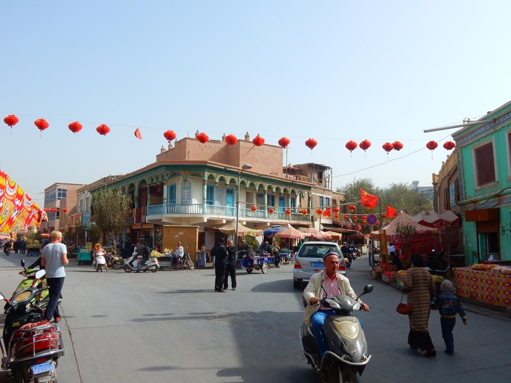 Kashgar 1