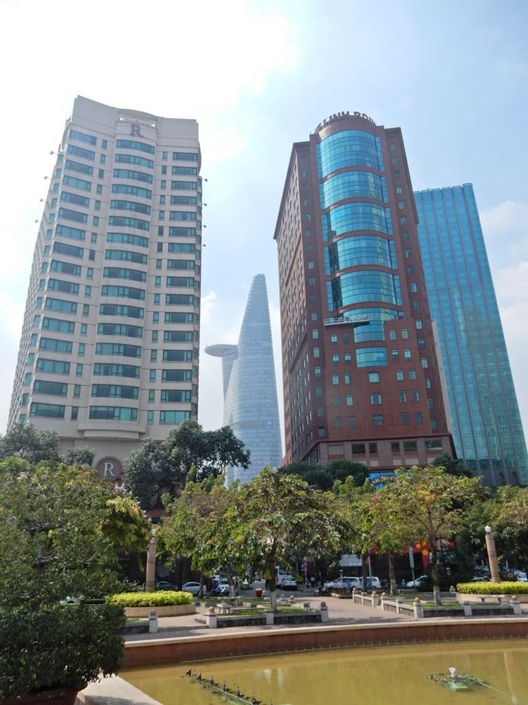 Modernes Ho Chi Minh 2