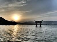 Der Itsukushima Shrein 2