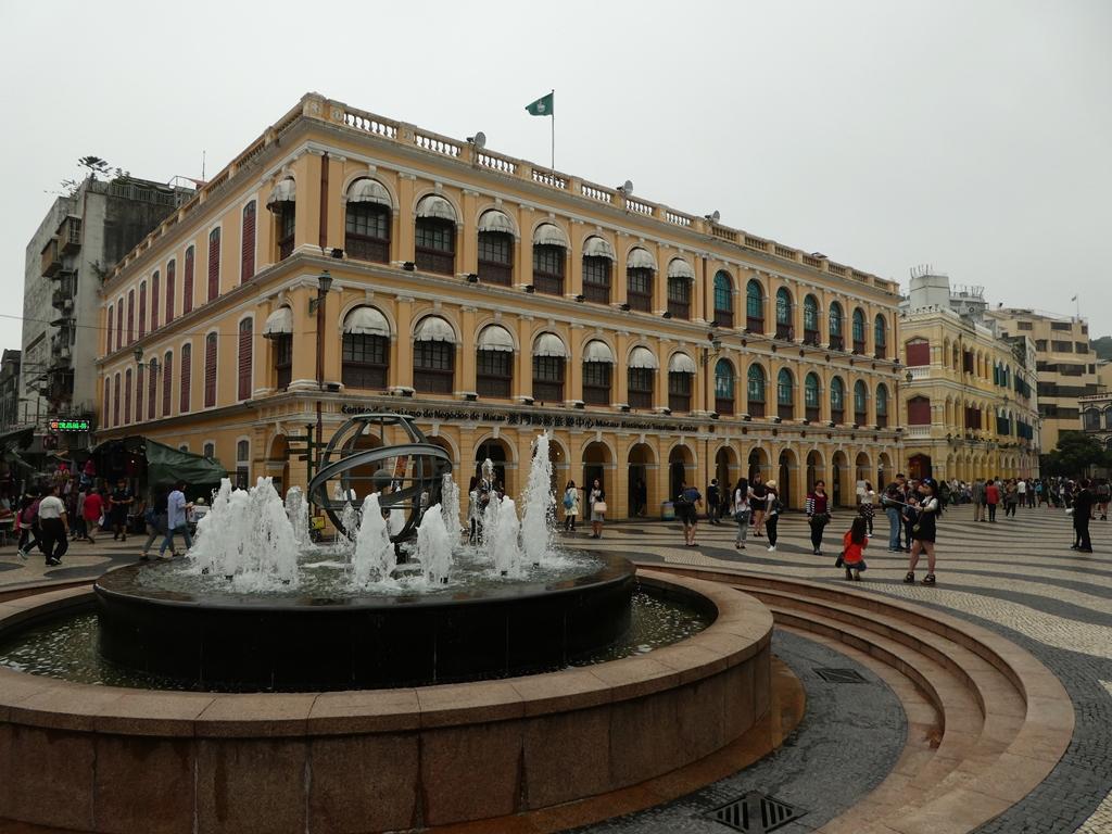 Macao Altstadt