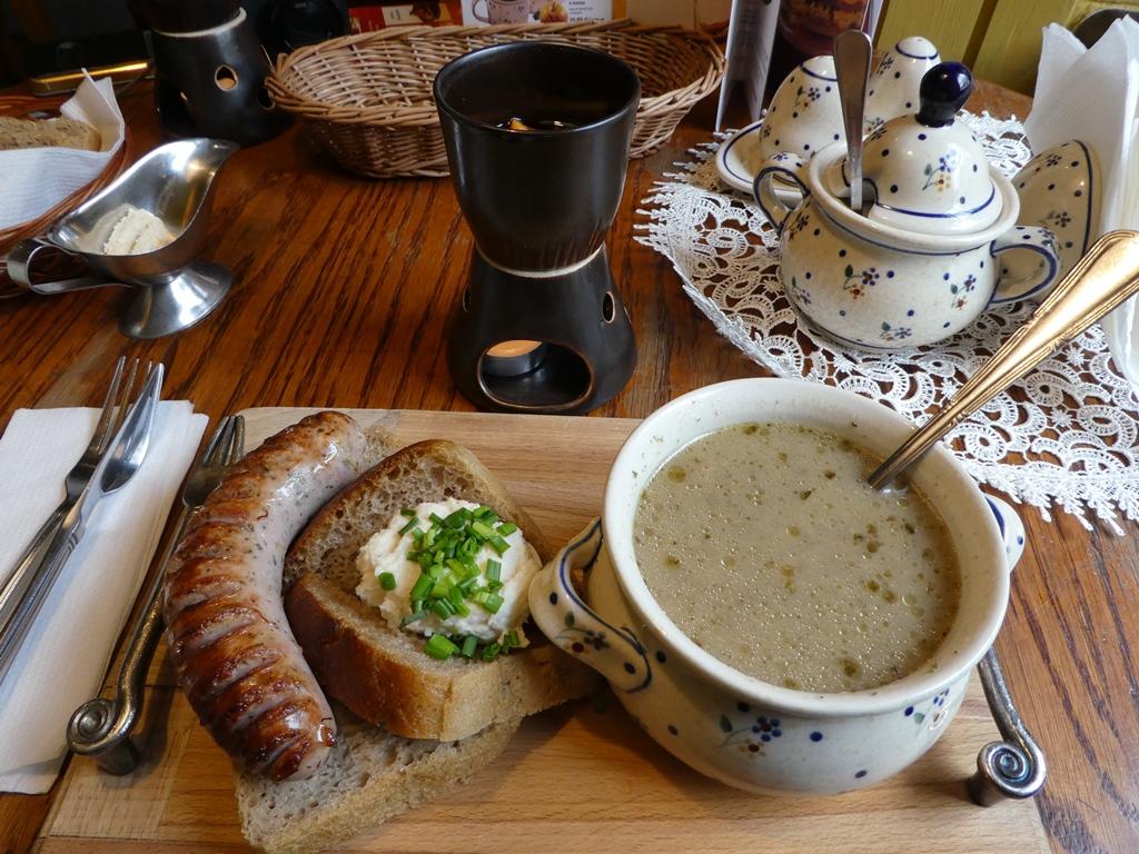 Polnisches Essen - lecker
